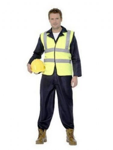Builder - Fancy Dress Costume (Smiffys 30827)